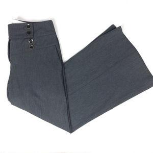 Elevenses Sailor Tailored Wide Leg Pants // 8